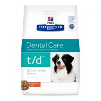Hill's Prescription Diet t/d Canine 3 kg