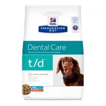 Hill's Prescription Diet t/d Canine Mini 3 kg
