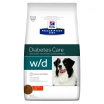 Hill's Prescription Diet w/d Canine 4 kg