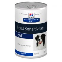 Hill's Prescription Diet z/d Canine blik - 12 x 370 gram