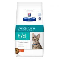 Hill's Prescription Diet t/d Feline 5 kg