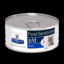 Hill's Prescription Diet z/d Feline blik - 24 x 156 gram