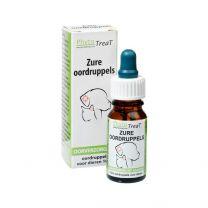 PhytoTreat Zure oordruppels - 10 ml