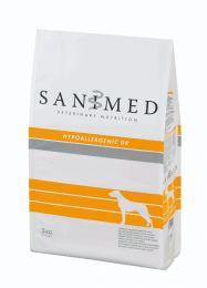 Sanimed Hypoallergenic Dog DR Eend / Rijst - 3 kg