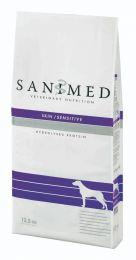 Sanimed Dog Skin Sensitive - 12,5 kg