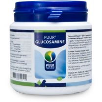 Puur Glucosamine basis hond/ kat 100 gram