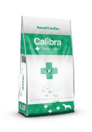 Calibra Dog Veterinary Diets - Renal & Cardiac Rijst/Ei 2kg