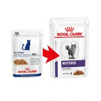 Royal Canin Cat Neutered Balance - 1 x 12 porties
