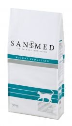 Sanimed Weight Reduction Cat 4,5 kg