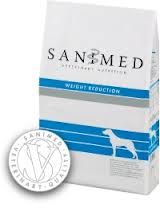 Sanimed Weight Reduction Hond 3 kg