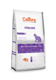 Calibra Cat Expert Nutrition Sterilised Kip/rijst 7kg
