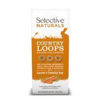 Supreme Naturals Country Loops - 4 x 80 gram