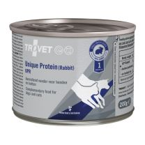 Trovet Unique Protein Rabbit UPR 6x200gr
