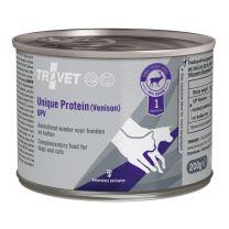 Trovet Unique Protein Venison UPV 6x200gr