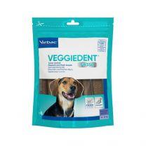 VeggieDent kauwstrips hond (10-30 kg) 15 stuks