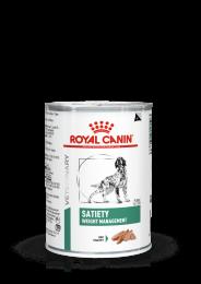 Royal Canin Dog Satiety Weight Management blik - 12 x 410 gram