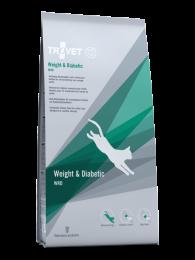 Trovet Weight & Diabetic WRD Kat - 3 kg