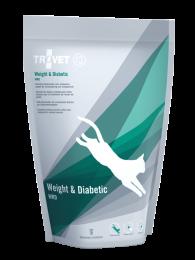Trovet Weight & Diabetic WRD Kat - 500 gram