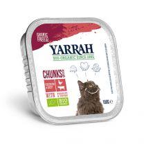 Yarrah Kat Chunks Rund  16 x 100 gram