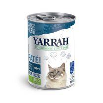 Yarrah Kat Vis Paté Blik 12 x 400 gram